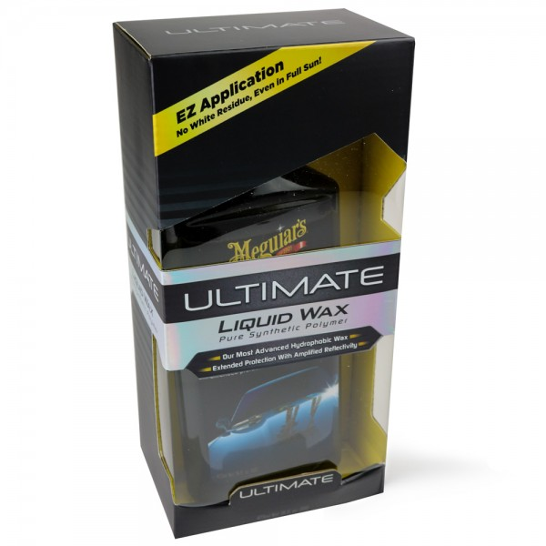Meguiars Ultimate Liquid Wax