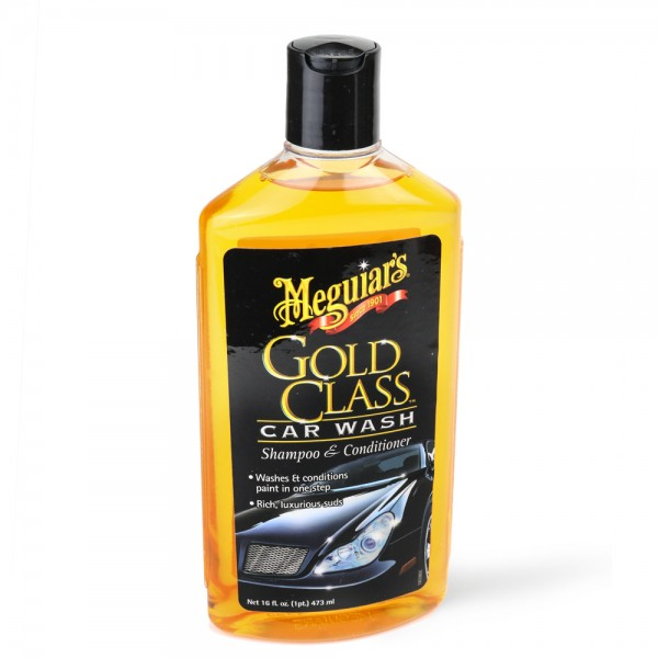 Meguiars Autoshampoo Gold Class